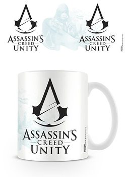 Assassin's Creed Unity - Black Logo Tasse