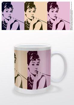 Audrey Hepburn - Cigarello Tasse