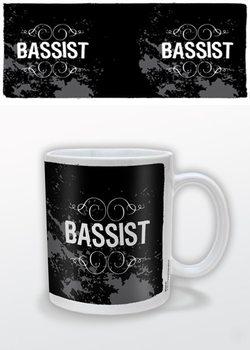 Bassist Tasse