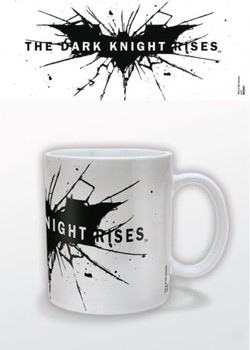 Batman The Dark Knight Rises - Logo Tasse