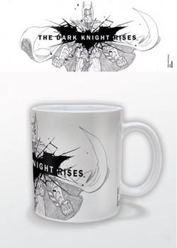 Batman The Dark Knight Rises - Sketch Tasse