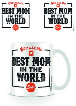 Best Mom in the World Tasse