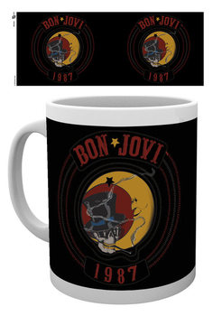 Bon Jovi - 1987 Tasse