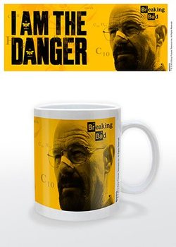 Breaking Bad - I Am The Danger Tasse