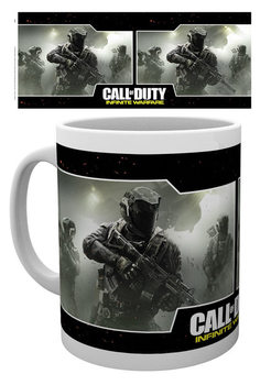 Call Of Dutty: Infinite Warfare - Game Cover Tasse