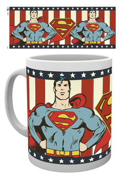 DC Comics - Superman Vintage Tasse