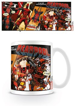 Deadpool - Comic Insufferable Tasse
