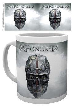 Dishonored 2 - Keyart Tasse