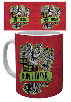 Doctor Who - Don't Blink Tasse