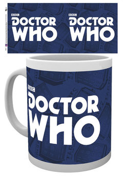 Doctor Who - Logo Tasse