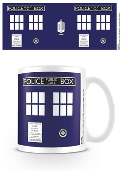 Doctor Who - Tardis Tasse