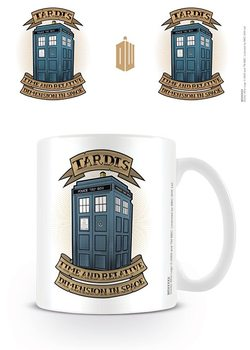 Doctor Who - Tardis Tattoo Tasse
