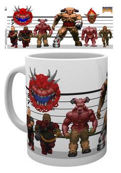 Doom - Classic Enemies Tasse