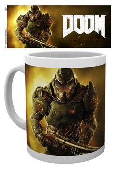 Doom - Marine Tasse