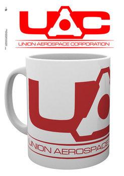 Doom - UAC Tasse