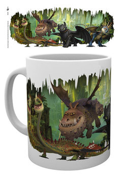 Dragons - Dragons Tasse