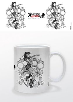Fantasy - Bare Knuckle Betty, Alchemy Tasse