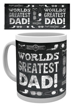 Father's Day - Collage Tasse