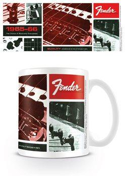 Fender - Fine Elecric Instruments Tasse
