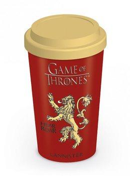 Game of Thrones - House Lannister Travel Mug Tasse