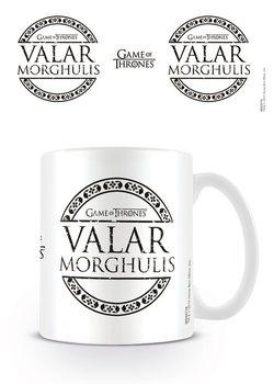 Game of Thrones - Valar Morghulis Tasse