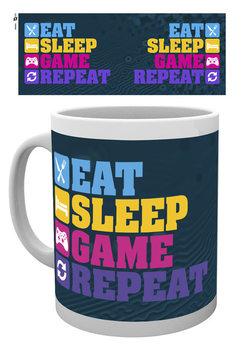 Gaming - Eat Sleep Tasse