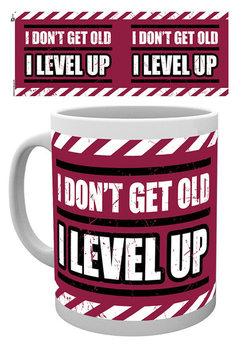 Gaming - I Level Up - Available worldwide Tasse