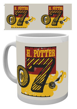 Harry Potter - 07 Potter Tasse