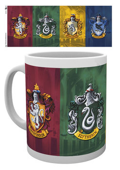 Harry Potter - All Crests Tasse