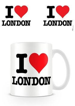 I Love London Tasse
