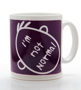 I'm Not Normal Tasse