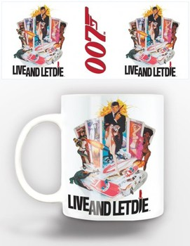 James Bond - live and let die Tasse