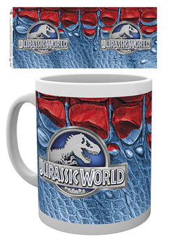 Jurassic World - Logo Tasse