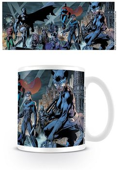Justice League - Batman Family Tasse