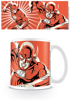 Justice League - The Flash Colour Tasse