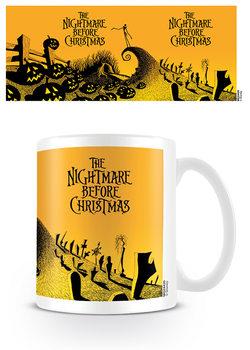 L'Étrange Noël de monsieur Jack - Graveyard Scene Tasse