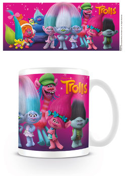 Les Trolls - Characters Tasse