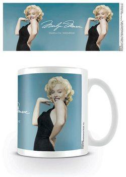 Marilyn Monroe - Pose Tasse