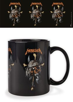 Metallica - Pirate Tasse