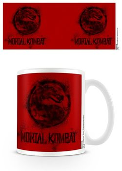 Mortal Kombat - Distressed Tasse