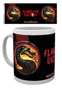 Mortal Kombat - Logo Tasse