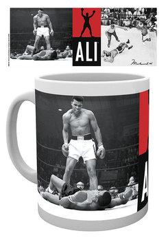 Muhammad Ali - Liston Tasse