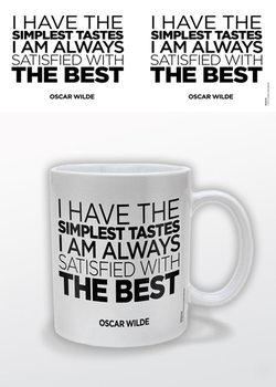 Oscar Wilde – The Best Tasse