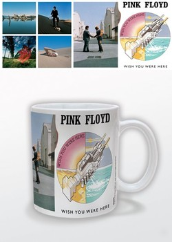 Pink Floyd - Wish You Were Here Tasse
