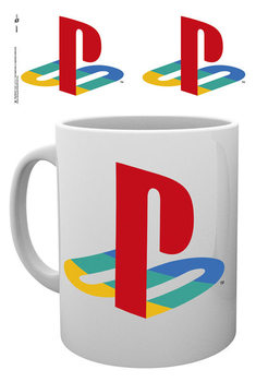 Playstation - Colour Logo Tasse