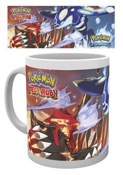 Pokémon - Oras Tasse