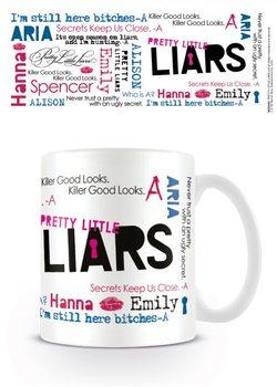 Pretty Little Liars - Montage Tasse