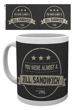 Resident Evil - Jill Sandwich Tasse
