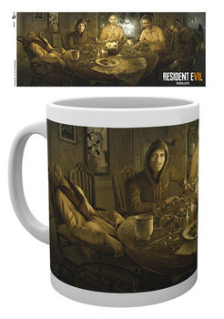 Resident Evil - Re 7 Family Tasse