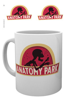 Rick And Morty - Anatomy Park Tasse